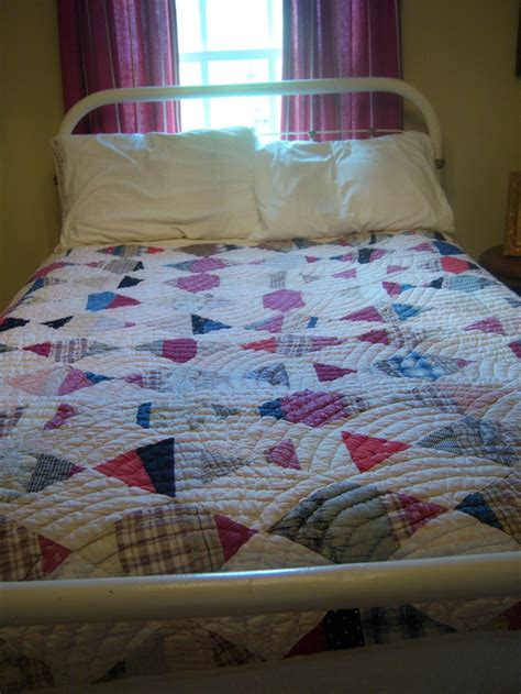 Patchwork Country Quilts - country patchwork quilt quilted homespun quilt