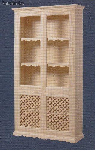 alacena  puertas en crudo madera maciza de pino barata