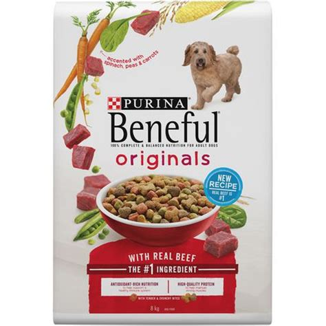 beneful food purina 174 beneful 174 original with beef food walmart ca