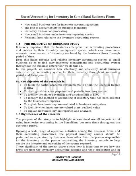 dissertation accounting dissertation accounting policies