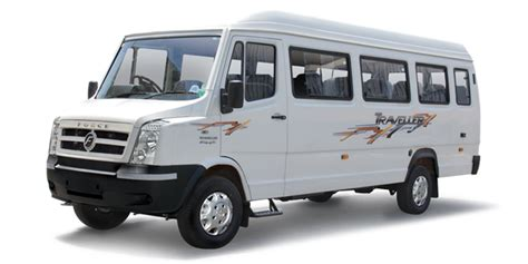 seater tempo traveller traveller  hire