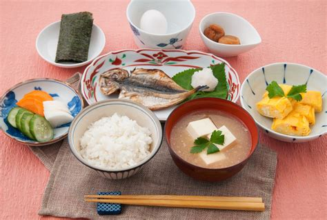traditional japanese breakfast recipe epicurious com