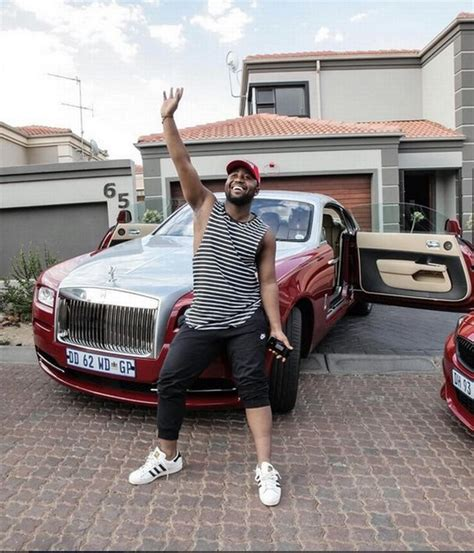 casper nyovest new home and car south african celebs who live flashy luxury lifestyles