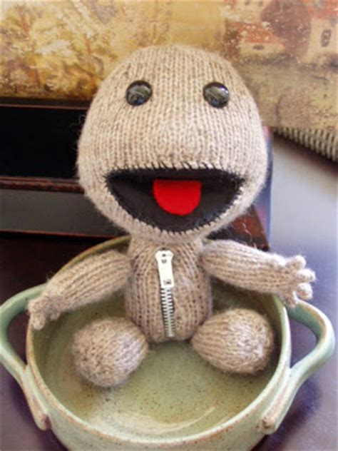 how to knit a sackboy knitting sackboy