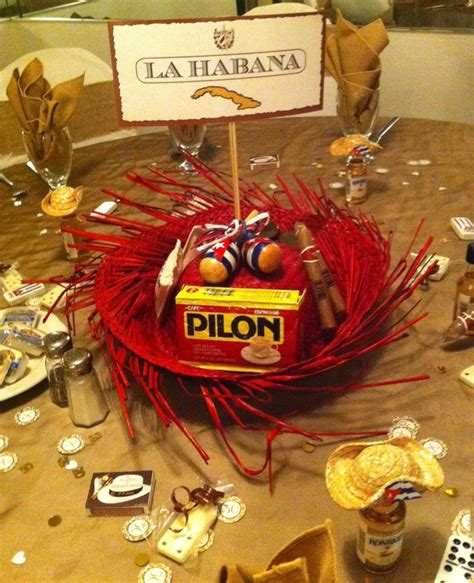 cuban themed decorations pin by social images on