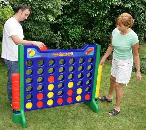 backyard connect four giant connect 4
