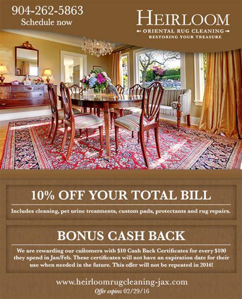 heirloom rug cleaning bonus back plus 10 heirloom rug cleaning area rug cleaning jacksonville
