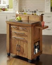 Kitchen Island Small portable kitchen island for extra storage in small cooking space small