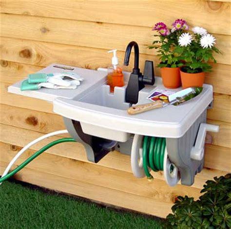 Backyard Gear Water Station Plus Outdoor Sink by Tres Inspiradoras Ideas Para Colocar Un Fregadero En El Jard 237 N