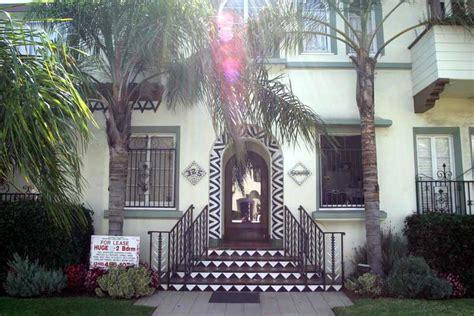 Deco Apartment Buildings Los Angeles Cochran Historic Deco Los Angeles Front