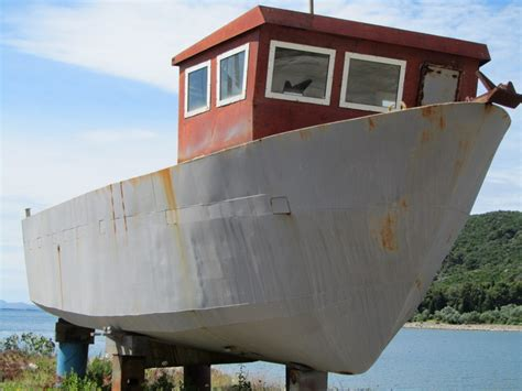 register boat without title work boat steel hull welcome to workboatsales