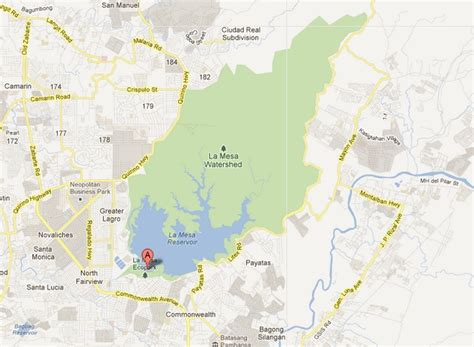 map louisiana dams la mesa dam on high alert for possible overflow inquirer
