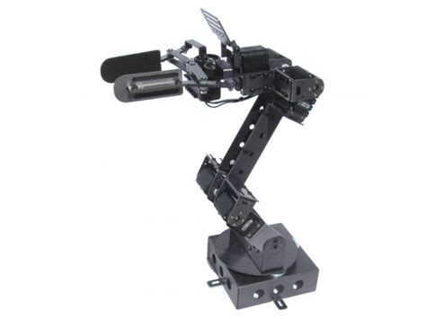 Stepper Bracket 42mm By Na Robotic crustcrawler smart robotic arm