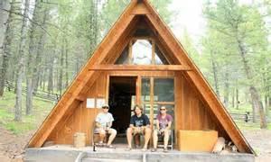 Charming A Frame House Plans With Loft #1: Simple-a-frame-cabin-plans-small-a-frame-cabin-plans-with-loft-lrg-87473ab815fa276b.jpg