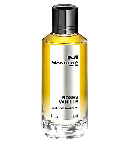 Parfum De Roses mancera roses vanille eau de parfum selfridges