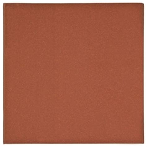 spanish red quarry tile 6in x 6in 915307593 floor
