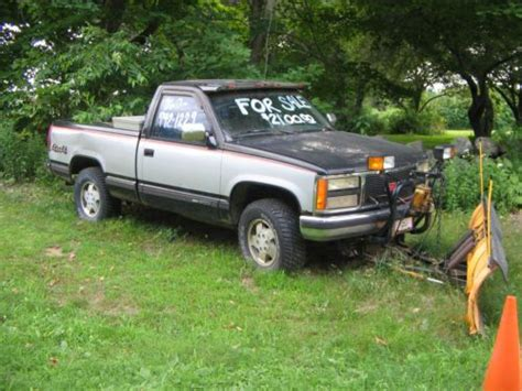 where to buy car manuals 1992 gmc 1500 spare parts catalogs purchase used 1992 gmc 1500 4x4 in hton connecticut united states