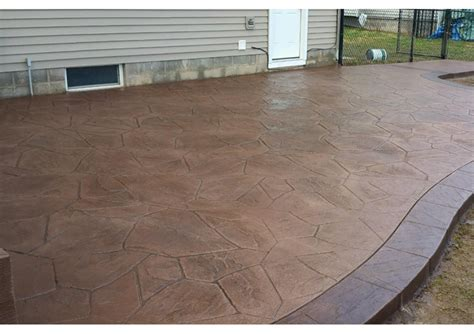 flagstone colors large random flagstone palermo concrete inc