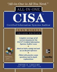 safety professional s reference and study guide second edition books cisa all in one study guide 2nd edition h gregory