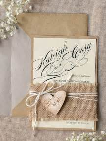 custom listing 100 rustic wedding invitation calligraphy wedding invitations engraved wood