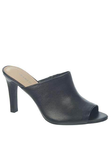 black leather high heel mules black leather high heel mules 28 images next black