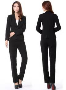 aliexpress com buy new 2017 autumn winter formal women suits fashion jacket and pants suit for
