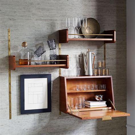 west elm shelves mid century shelf west elm