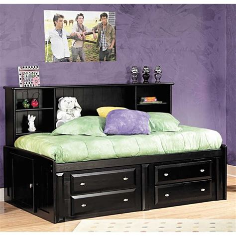 roomsaver bed laguna full roomsaver bed with underbed storage bc