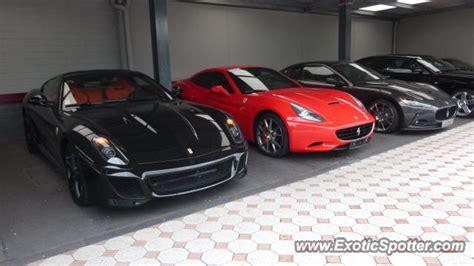 Ferrari Singen ferrari 599gto spotted in singen germany on 06 09 2012