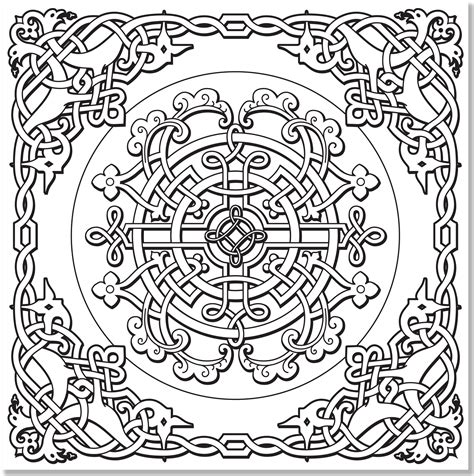 celtic coloring pages celtic cross coloring page coloring home