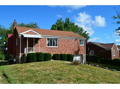 1035 thornwood dr castle shannon pa 15234 home for