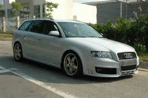 Audi A4 B6 Styling Hofele Front S4 Avant B6 Umbau Auf Rs4 Optik Audi A4
