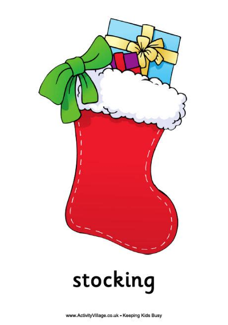 printable images of christmas stockings 4 best images of printable christmas stocking christmas