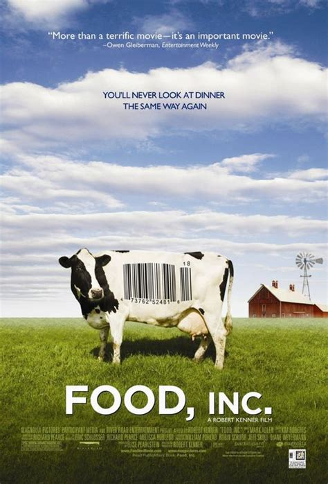 Dvd Documentary Food Inc You Ll Never Look At Dinner The Same Way glenn s monthly poster analysis may trespass magazine