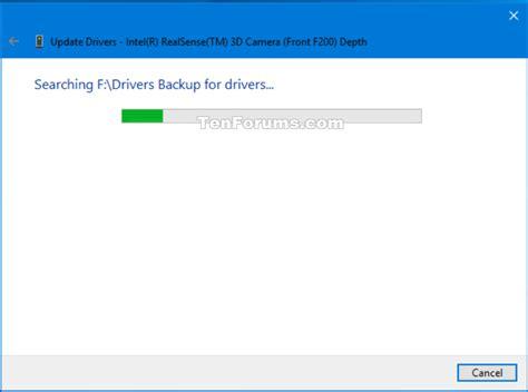 tutorial restore windows 10 backup and restore device drivers in windows 10 windows 10