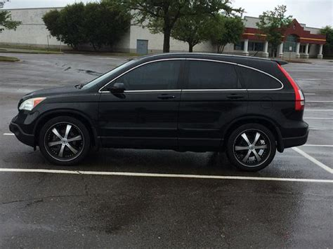 Honda Crv Tire Size by Honda Cr V Custom Wheels 20x Et Tire Size 245 45 R20 X Et