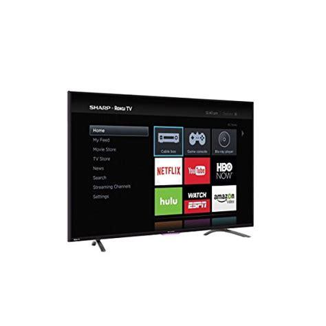 Tv Led Sharp 50 Inchi sharp lc 50n4000u 50 inch 1080p roku smart led tv 2016 model
