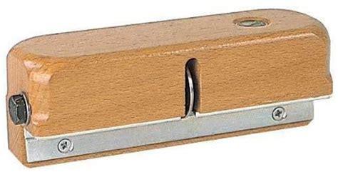 cabinet scraper burnishing tool sharpening toolmonger