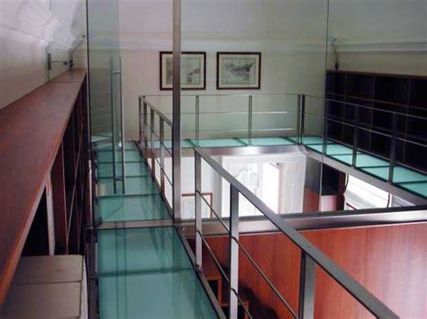 pavimento vetro calpestabile pavimenti in vetro calpestabile esempi di design