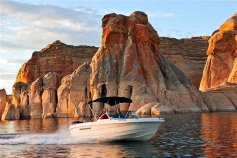 pontoon boat rentals lake powell utah 23 ft pontoon boat rental dreamkatchers lake powell b b