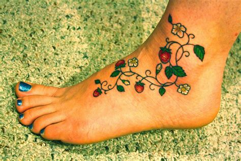 strawberry shortcake tattoo roots and sky the reason i picked strawberries for