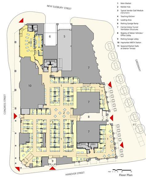 market mall floor plan gallery of boston public market architerra 18