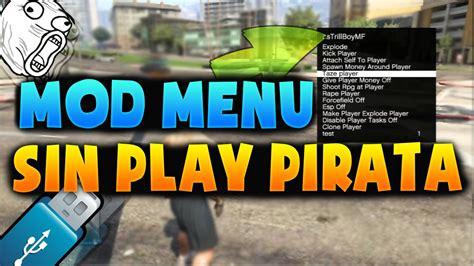mod gta 5 online ps3 usb como tener mod menu de gta v online sin ps3 pirata