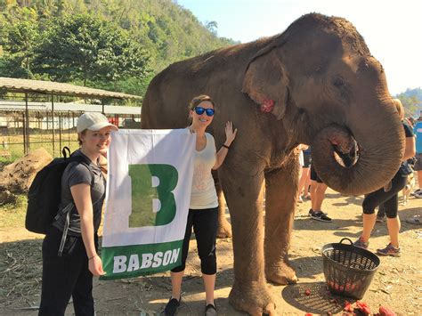 Babson Mba 2017 by Babson Abroad The Value Of International Travel