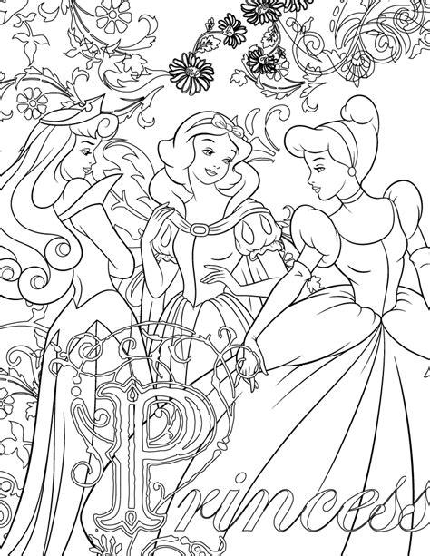 Coloriage Disney De Princesse 224 Imprimer Artherapie Ca Coloriage Imprimer Personnages Disney L