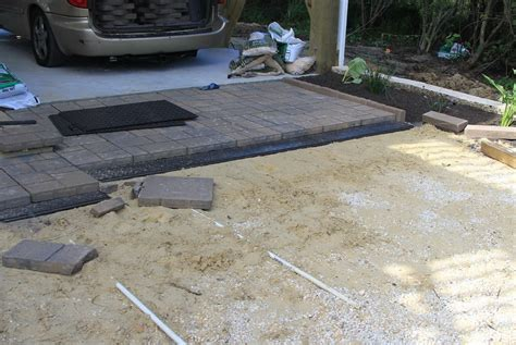 Paver Patio Base Patio Paver Base Panel Home Design Ideas