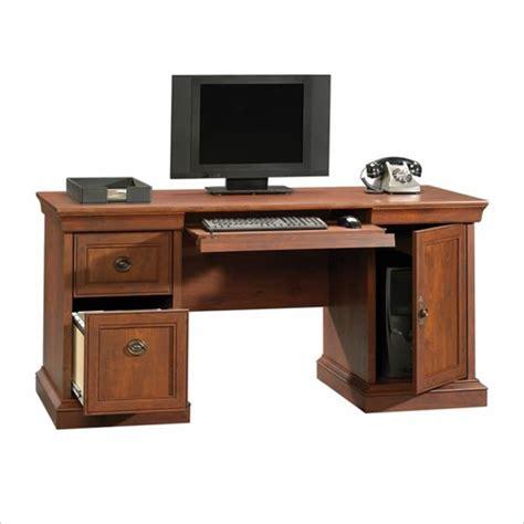 computer desk and credenza credenza computer desk bush birmingham wood executive