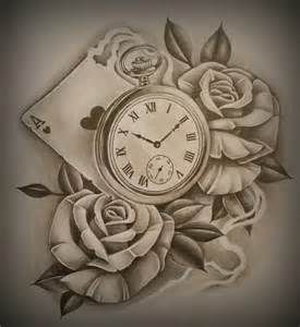 best 20 clock tattoo design ideas on pinterest clock
