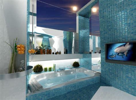 Tv Im Badezimmer by Badezimmergestaltung Ideen Seien Wir Kreativ Archzine Net