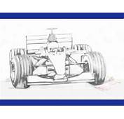 Drawing An F1 Carwmv  YouTube